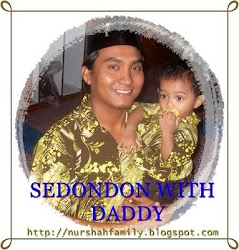 Sedondon with Daddy Giveaway