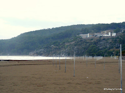 Sarıgerme Beach Near Dalaman Airport