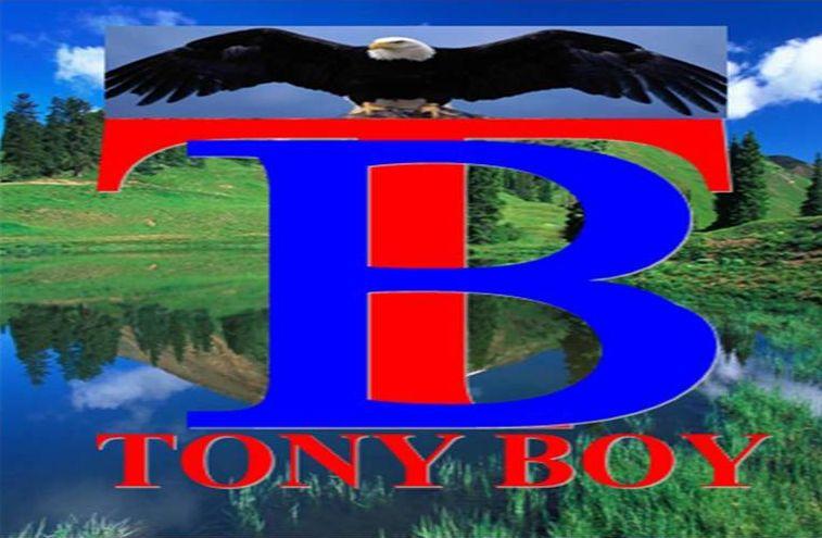 Tony Boy na Paz do Senhor