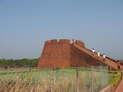 Bekal Fort Kasaragod Kerala