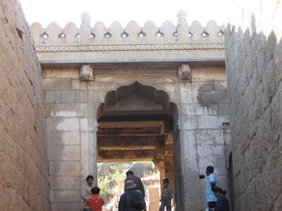 Indo-Saracenic Entrance