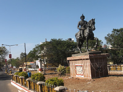 Statue of Madakari Nayaka