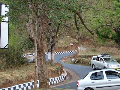 Kalhatti Ghat Road