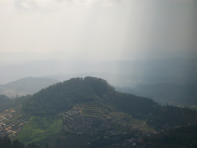 Another view from Dodda betta, Ooty