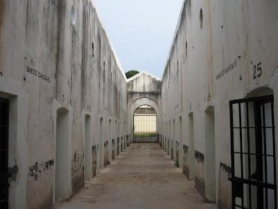 Cells in Freedom Park, Sheshadri Road, Bangalore