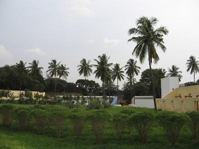 Freedom Park, Sheshadri Road, Bangalore