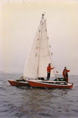 Cookie under sail