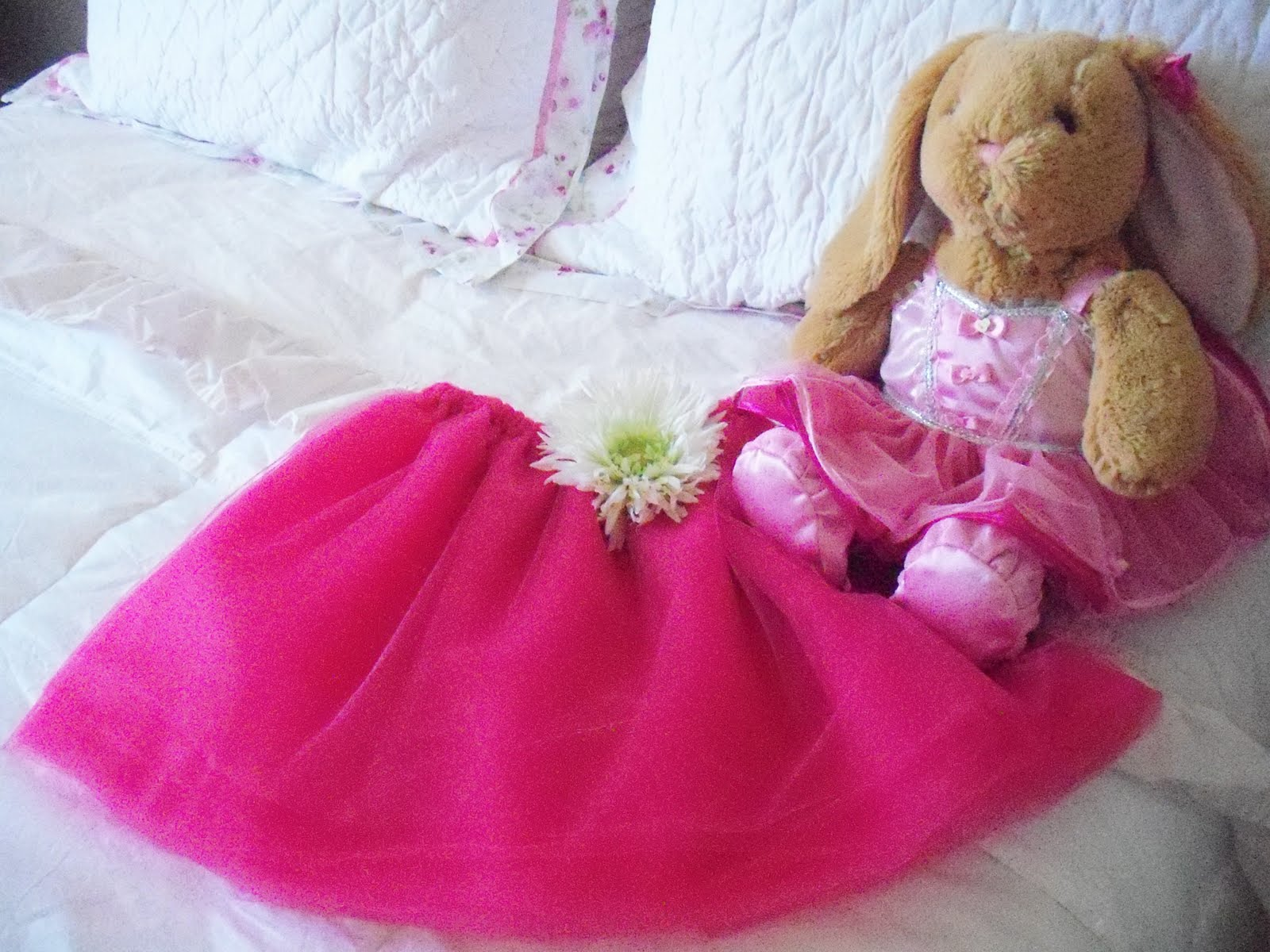 how to make a tutu out of tulle and elastic