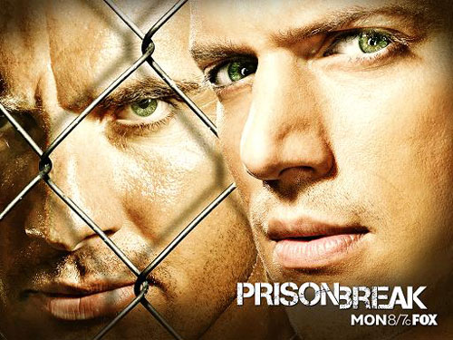prison break season 3  poster 1