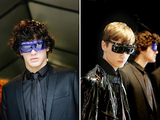 Dior Homme Spring Summer 2009 Sunglasses