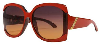 Jee Vice Red Hot Sunglasses
