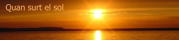 Quan surti el sol