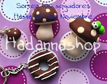 Sorteo en Hadanna Shop