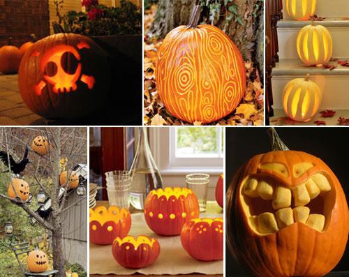 Xlivyx funny pumpkin carving part
