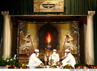 how did zoroastrianism influence judaism and christianity Founded by the iranian prophet and reformer zoroaster in the 6th century bce, zoroastrianism contains both monotheistic and dualistic features although a fairly small religion today, numbering about 200,000 adherents, it shares many central concepts with the major world religions of judaism, christianity, and islam glossary of zoroastrianism definitions of terms related to zoroastrianism.