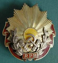 Ordinul  Muncii Cl I md 1948