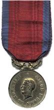 Medalia Virtutea Militara II