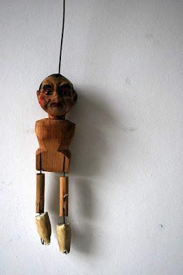 アンティーク操り人形