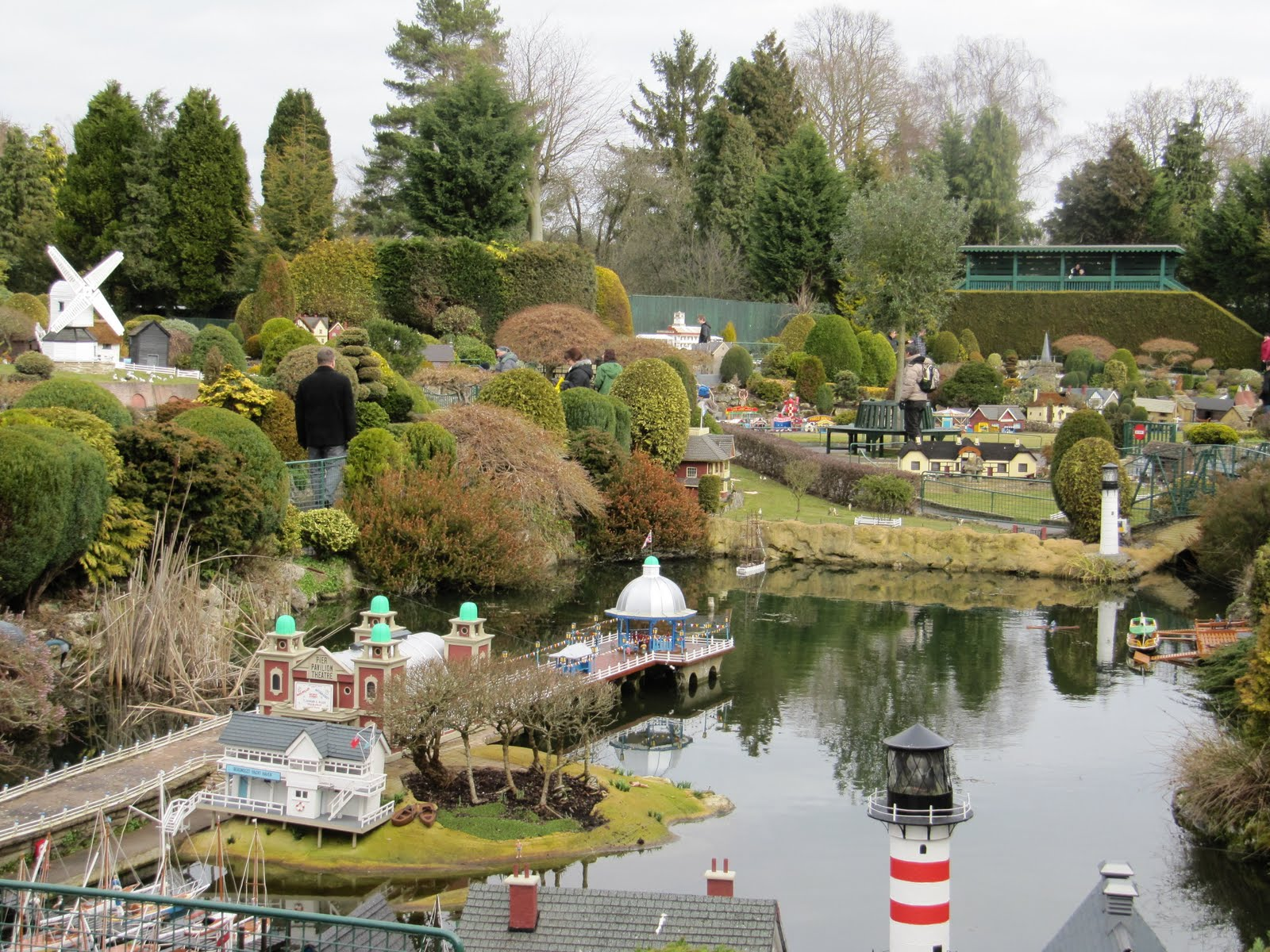 The world's oldest model village, loosely capturing nearby Beaconsfield between the wars. It was opened in and its little inhabitants and fixtures mainly stay true to that period.