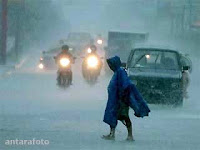 Hati hati Cuaca Ekstrim Sampai 2011
