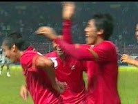 Piala AFF 2010: Indonesia vs Laos (6-0)