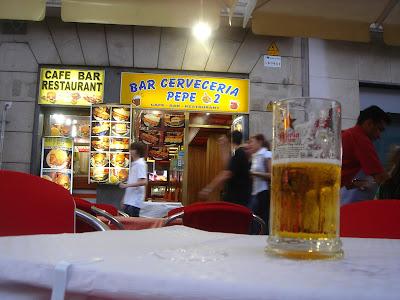 Bar Pepe, Barcelona
