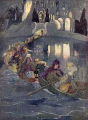 """Trabajamos con el cuento de los hermanos Grimm """"Las doce princesas bailarinas"""""""