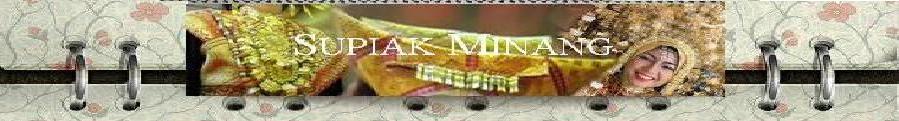 Supiak Minang