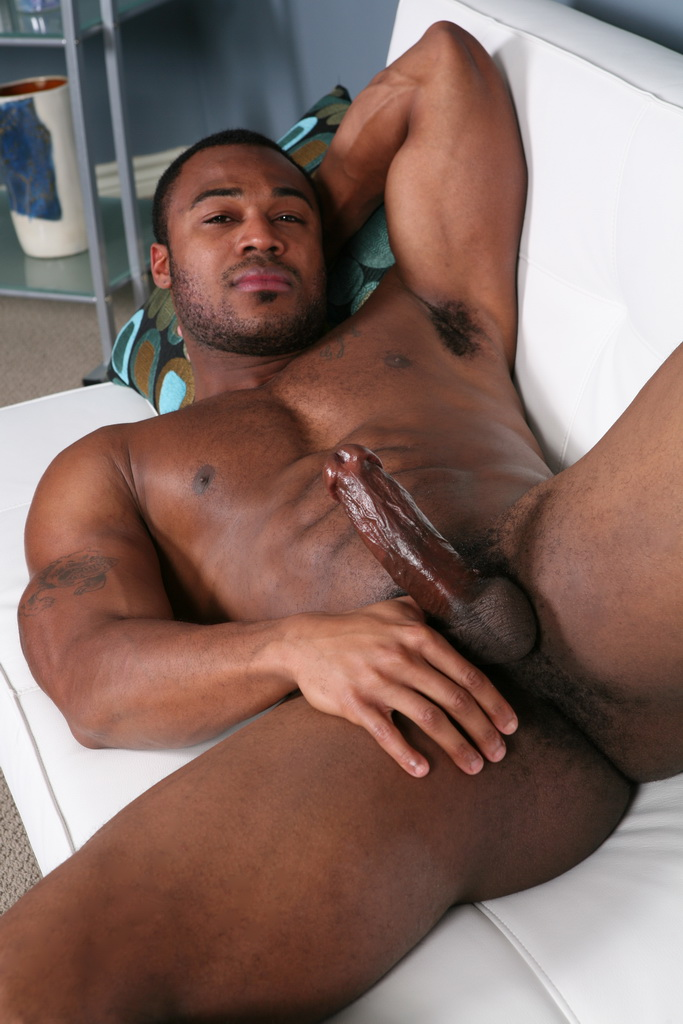 man black Sexy naked