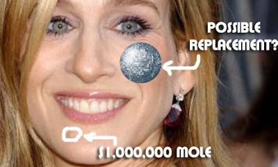 Sarah-Jessica Parker's Been Molenapped!