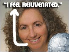 Denise Richardson of Germany Has Found Relief For Her Chronic Migraines With A Cosmetic Procedure