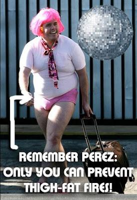 Perez Hilton gossip