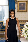 Michelle Obama Photo at Whitehouse