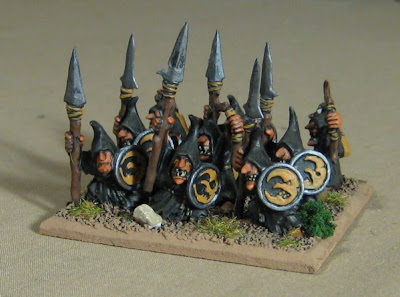 Tim's Miniature Wargaming Blog: HORDES for Hordes of the things!
