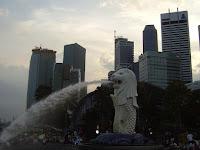 Singapore Merlion