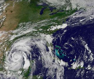 tropska oluja uragan aleks