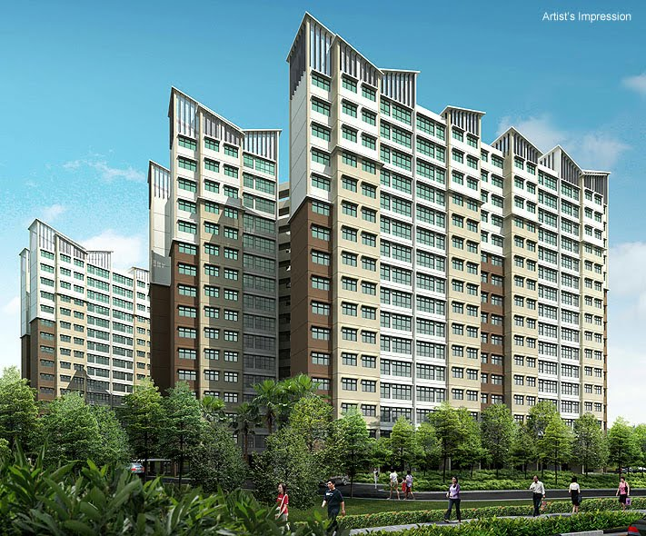 We are Singaporeans: HDB BTO - Woodlands Meadow
