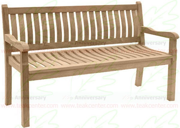 teak patio furniture indonesia bench garden ergo 150 180