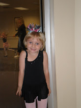 Our little Dancer!!