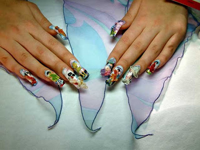 Modern and Creative Nail Art 2010-9