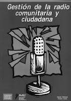 Gestión de la radio comunitaria y ciudadana