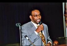 HON. FARAH MAALIM - FORMER DEPUTY SPEAKER , KENYA PARLIAMENT