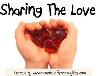 The Share The Love Award