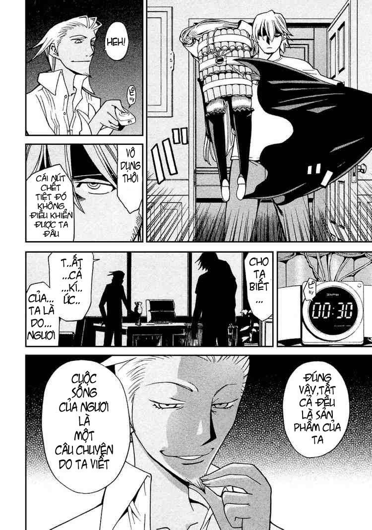 Kaibutsu Oujo Chap 9 - Next Chap 10