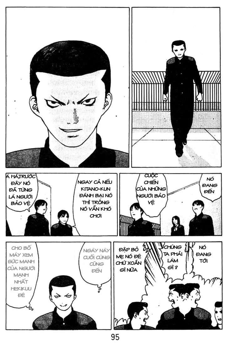 Angel Densetsu chap 24 - Trang 26