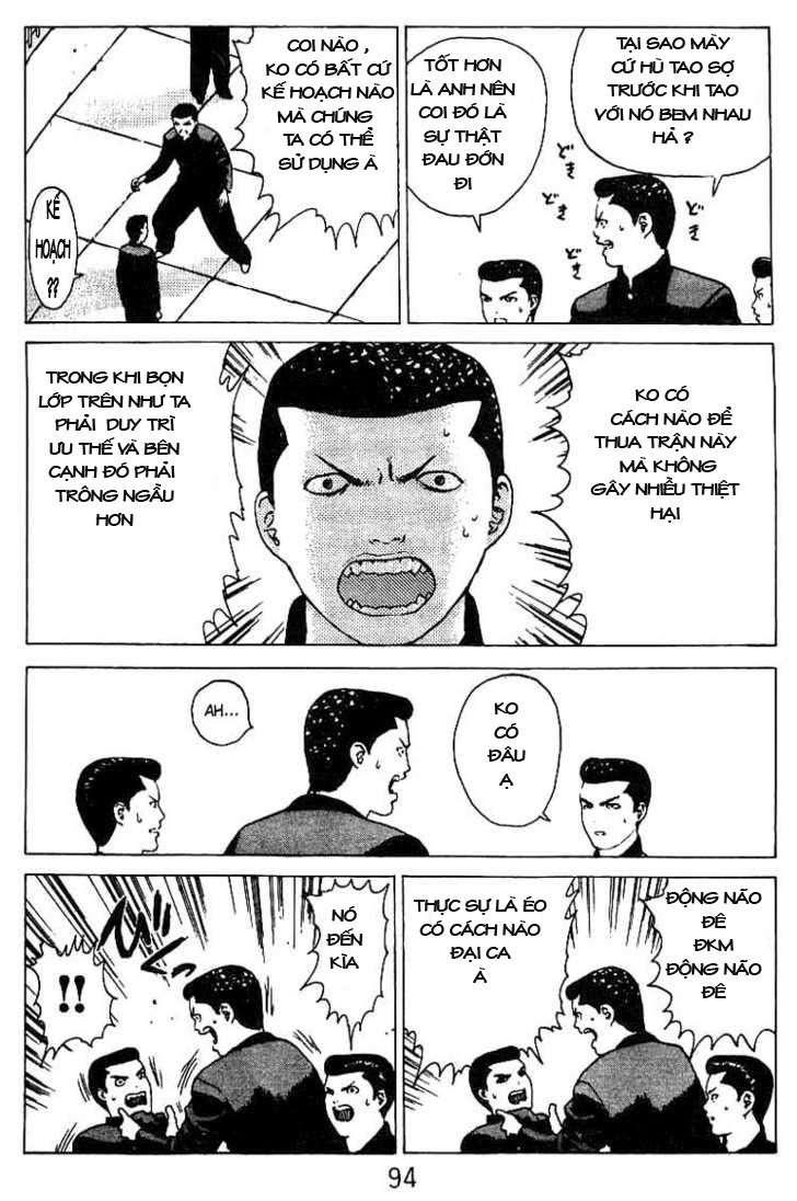 Angel Densetsu chap 24 - Trang 25