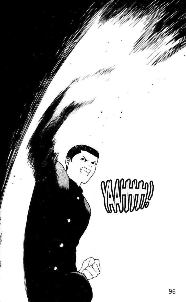 Angel Densetsu chap 24 - Trang 27