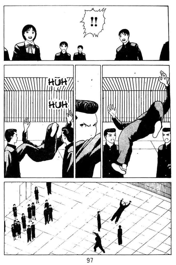 Angel Densetsu chap 24 - Trang 28