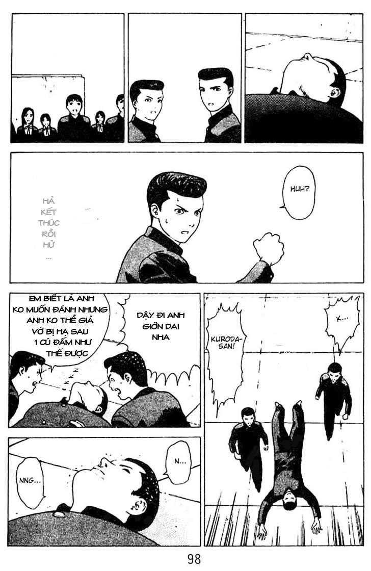 Angel Densetsu chap 24 - Trang 29