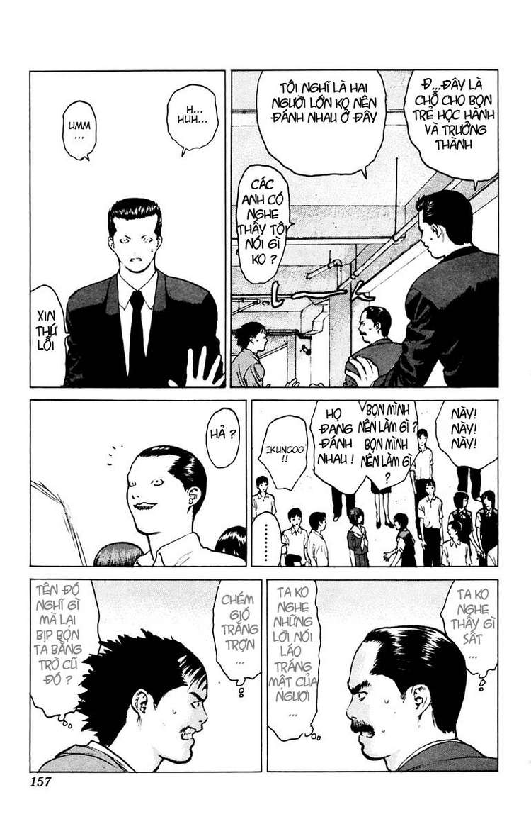 Angel Densetsu chap 40 Trang 18